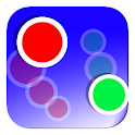 Tap the Color Dots for infants icon