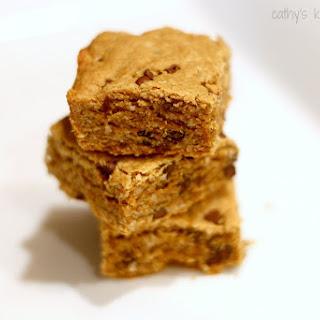 Peanut Butter Oatmeal Snack Cake.