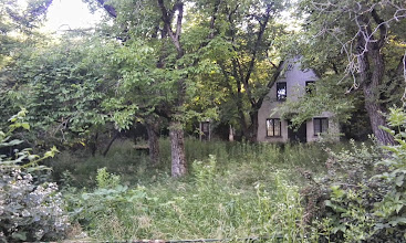 Photo: Another abandoned house near the lake