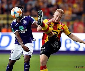 """Van Cleemput: """"Gaan voor elkaar door het vuur: dat leverde ons een punt op tegen Anderlecht"""""""
