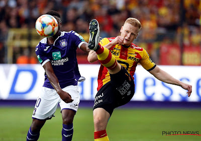"""Jules Van Cleemput : """"Cela nous a rapporté un point contre Anderlecht"""""""