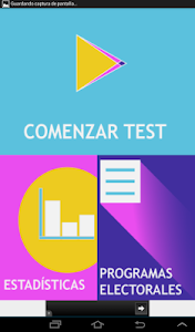 Test Elecciones 2015 screenshot 7