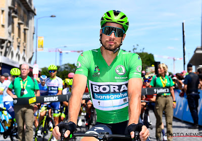 Peter Sagan ietwat verbaasd over 'cleane' sprint