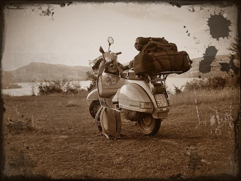 Viaggio nel tempo.... di Chiarella