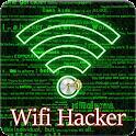 Wifi Hacker Password Simulator icon