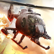 Gunship Helicopter 2019 - Air Combat Fighter Games