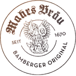 Logo for Mahrs Brau