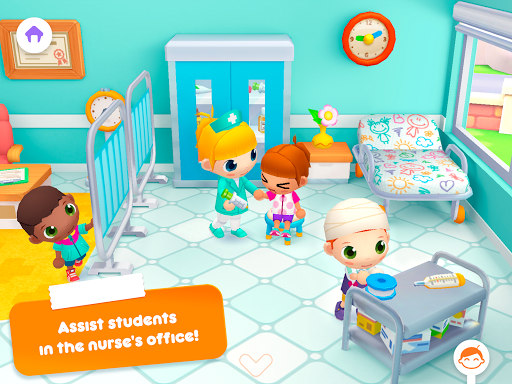 Sunny School Stories 1.0.2 screenshots 7