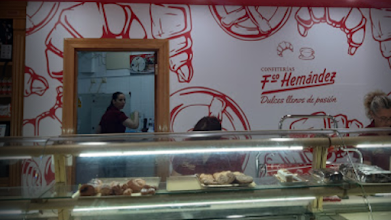 Imagen de archivo de Confitería Hernández.