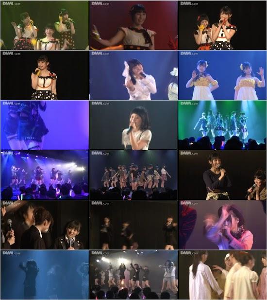 160515 HKT48 ひまわり組出張公演「ただいま 恋愛中」公演 @ SKE48劇場 1300 & 1700