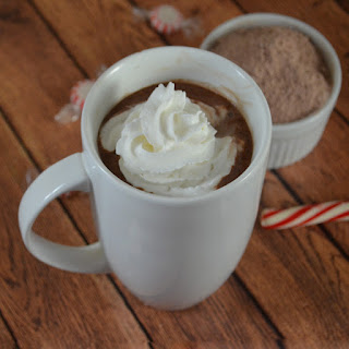 Simple Moments with Homemade Hot Chocolate Mix