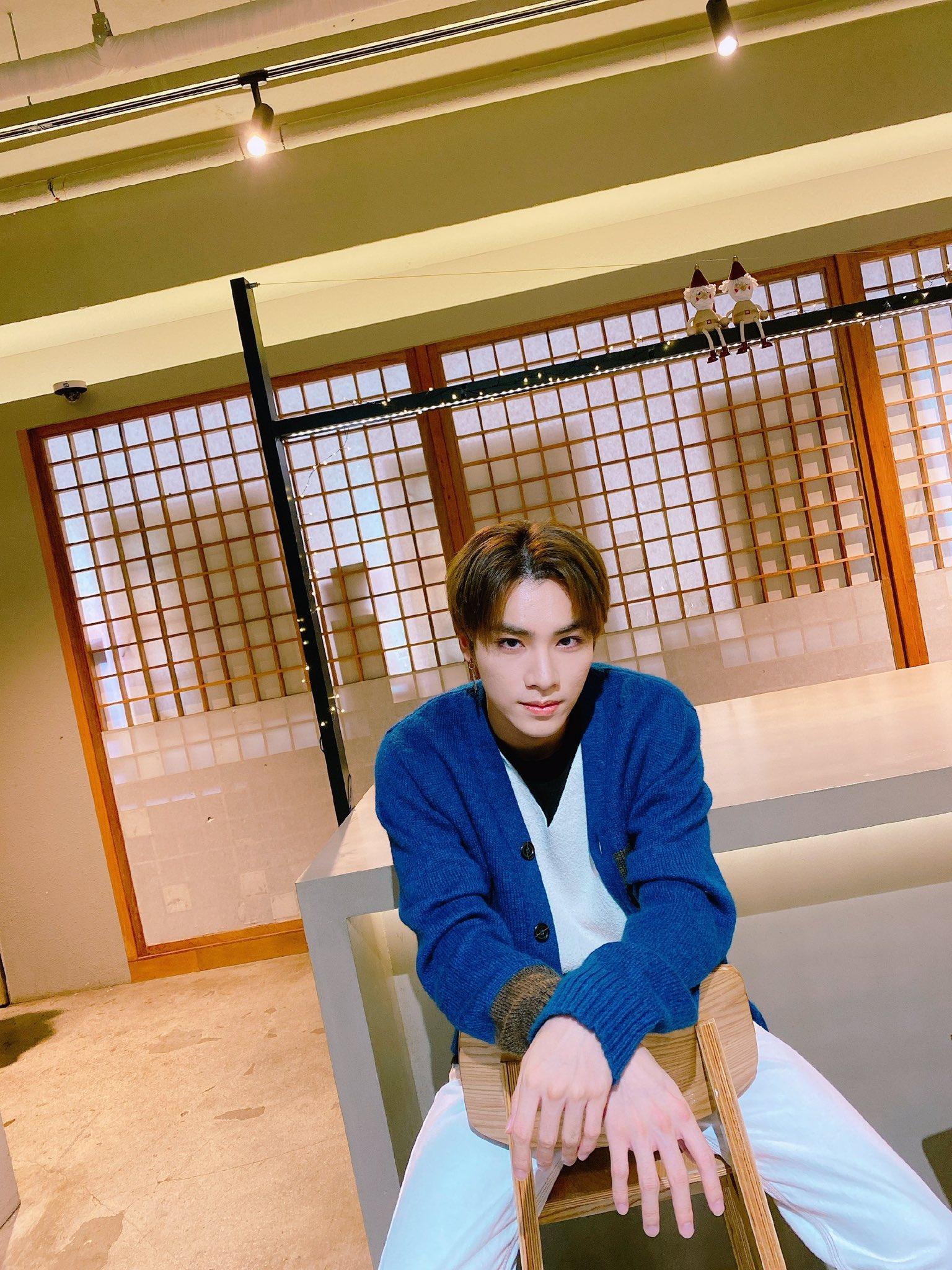 wayv nct xiaojun weibo