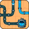 Water Pipes: Puzzle Game APK
