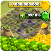 Coin & Gems for Clash of Clan : Joke