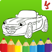 Game Cars coloring book for kids APK for Windows Phone