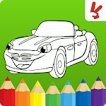 Cars coloring book for kids 1.8.2