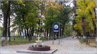 Photo: Parcul Tineretului -  fost ornament , fantana stil baroc cu trei etaje  -  2013.10.14