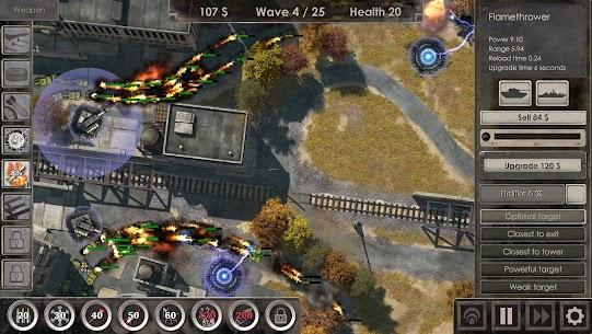 Defense Zone 3 HD MOD (Unlimited Money) 4