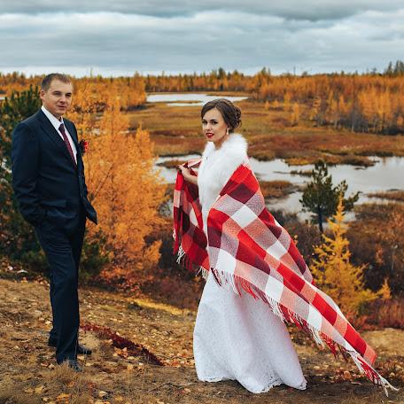 Wedding photographer Veronika Lebedeva (moulen). Photo of 03.10.2017
