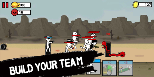 Stickman Army: World War Legacy Fight 1.05 de.gamequotes.net 3