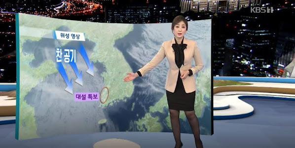 อากาศเกาหลี เดือนธันวาคม