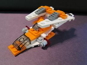 Photo: Spaceship.