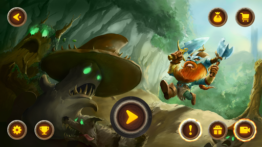 Nine Worlds Adventure - A Viking Saga 1.5.1 screenshots 13