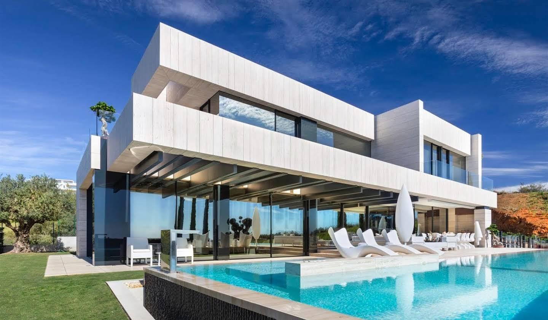 Villa avec piscine Calahonda
