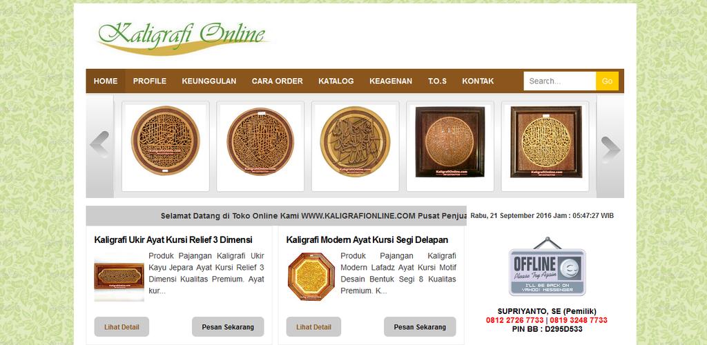 Kaligrafionline Com 0 1 Apk Download Com