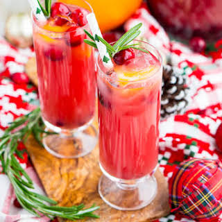 Christmas Punch (Boozy or Not).