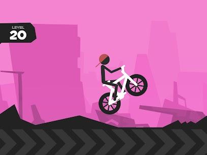 Wheelie Stickman Rider 7