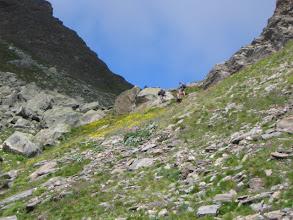 Photo: op naar Col d'Urine : 2525m