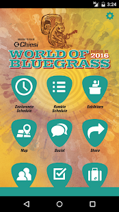 World of Bluegrass Conf' 2016- screenshot thumbnail