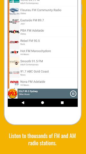 Radio World - Radio Online + World Radio Stations 1.3.9 screenshots 2