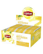 Lipton Lemon Black Tea 100 poser