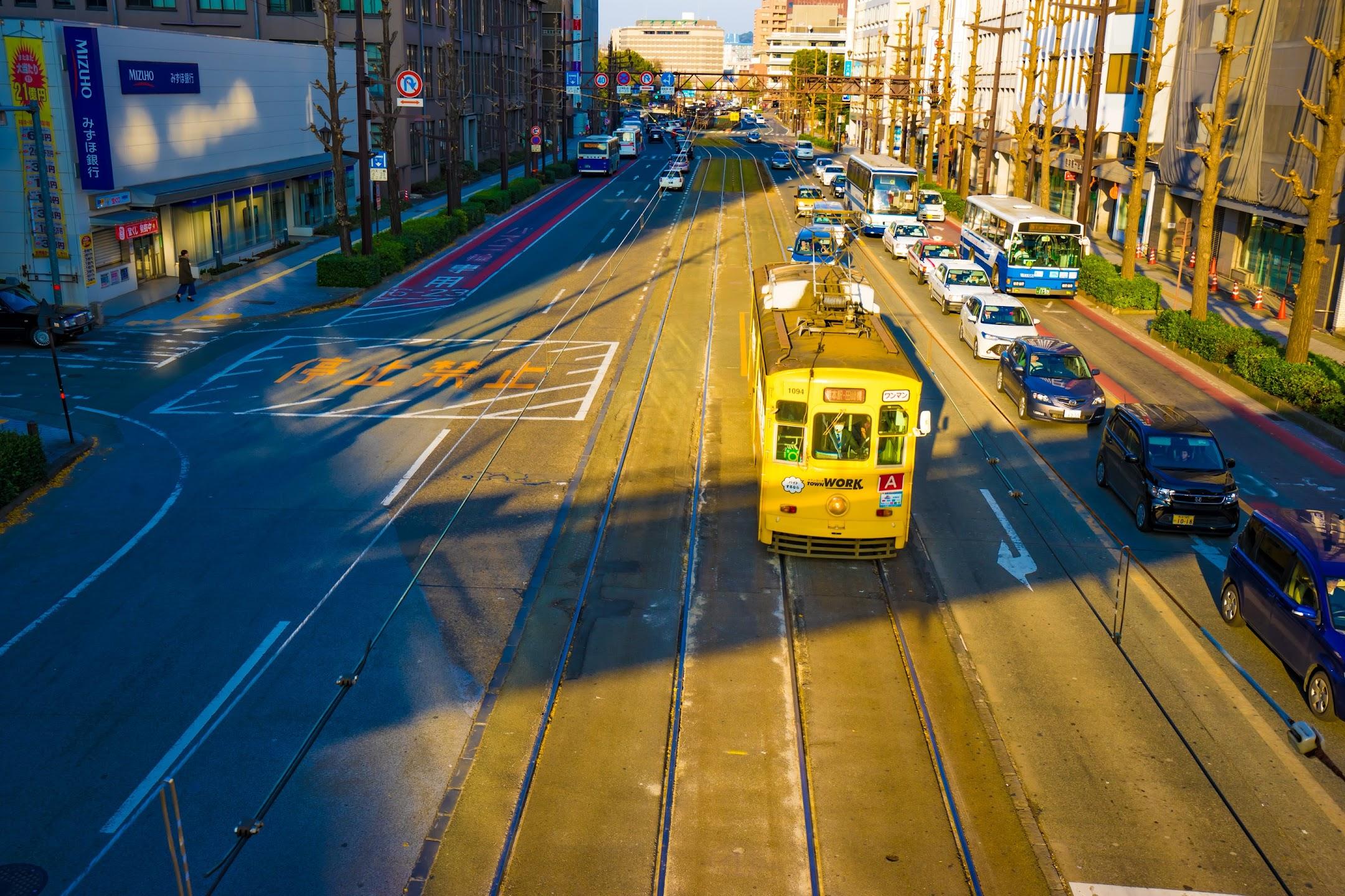 Kumamoto City Tram1