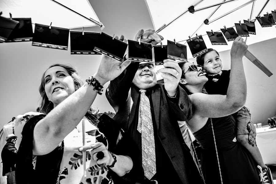 Wedding photographer Andreu Doz (andreudozphotog). Photo of 12.09.2019