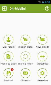 Dh-Mobilni screenshot 4