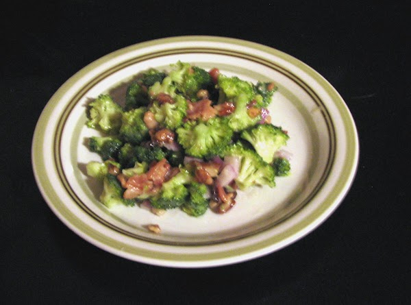 Summer-time Broccoli Salad Recipe