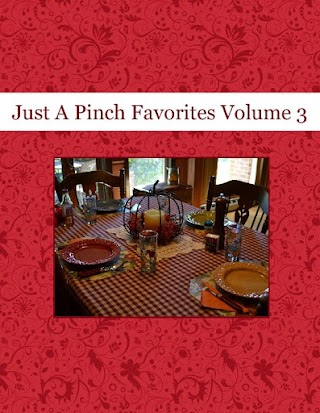 Just A Pinch Favorites  Volume 3
