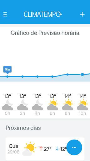 Climatempo - Radar meteorológico e muito mais! screenshot 4