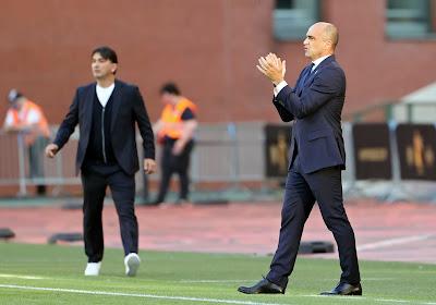 """Roberto Martinez l'assure: """"Axel Witsel sera dans les 26"""""""