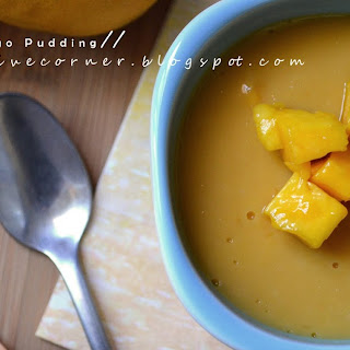 Mango Pudding Dessert Recipes