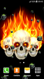 Skulls Live Wallpapers Apk 6