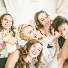 Wedding photographer Anya Nosova (AJAA). Photo of 10.04.2016