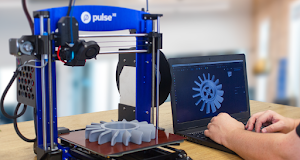 Print Functional Materials with the Pulse XE