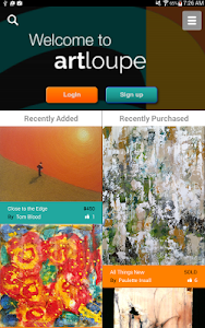 ArtLoupe: Shop & Sell Fine Art screenshot 8