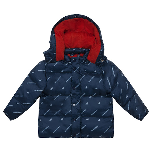 Primary image of Emporio Armani Baby Padded Jacket