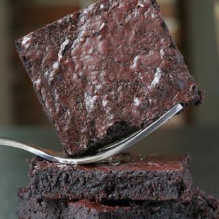 Best Cocoa Brownies.