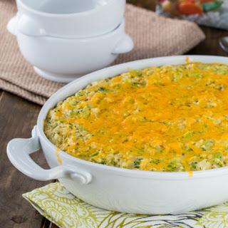 Chicken Broccoli Rice Casserole With Sour Cream Recipes